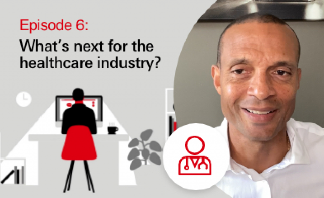 Episode 6: The Healthcare Industry with PDI