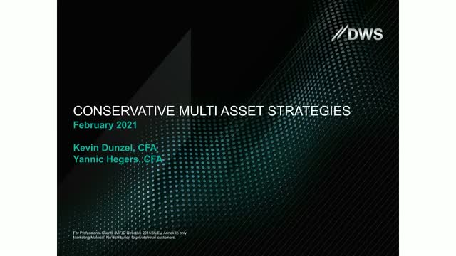 The challenge is still alive: Profitability in Conservative Multi-Asset