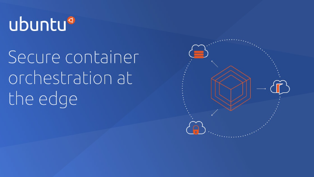 Secure container orchestration at the edge