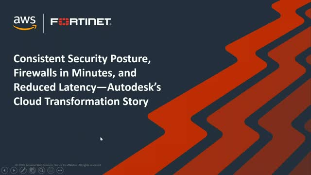 Cloud Security Best Practices Transforms Autodesk's Cloud Environment