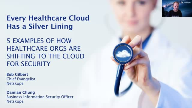Every Healthcare Cloud Has a Silver Lining