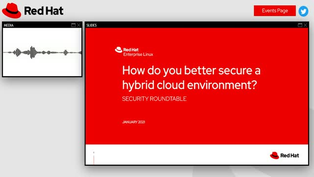 Security roundtable -  How do you better secure a hybrid cloud environment?