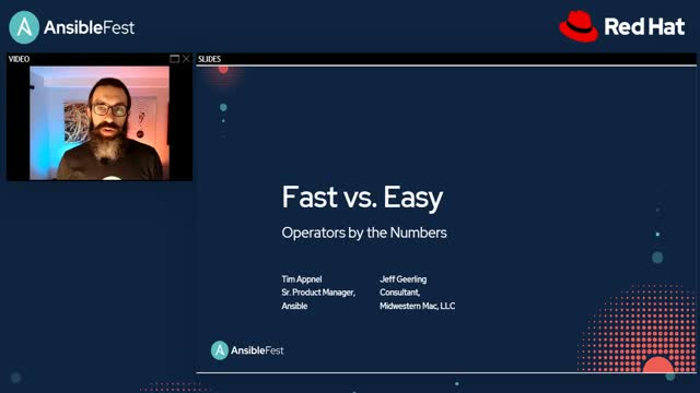 Fast vs. easy: Operators by the numbers