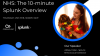 NHS: The 10-minute Splunk Overview
