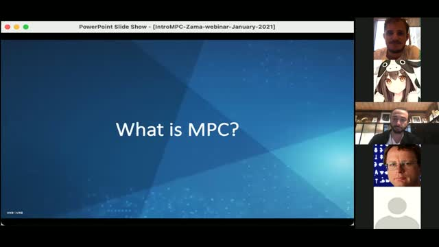 Introduction to Multiparty Computation