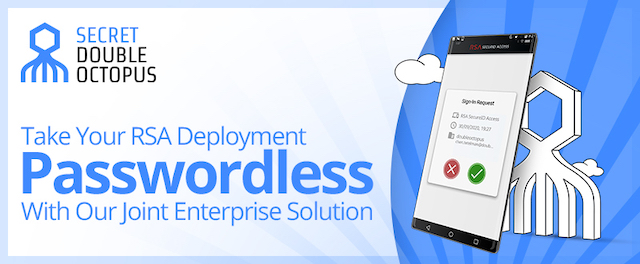 Take Your RSA Deployment Passwordless With Our Joint Enterprise Solution