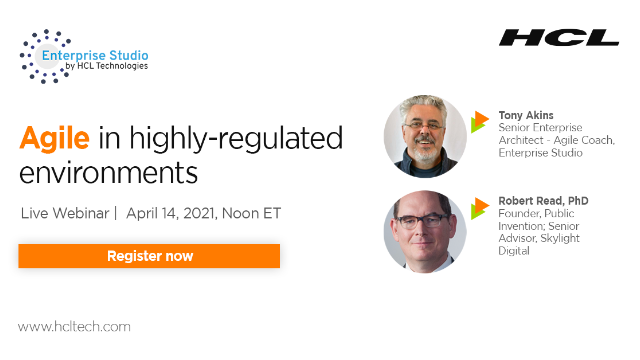 Agile in Highly-regulated Environments