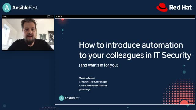 How to introduce automation to your colleagues in IT Security
