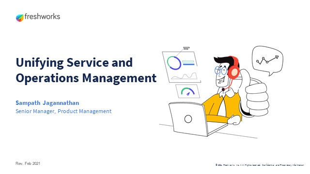 Unifying Service and Operations Management