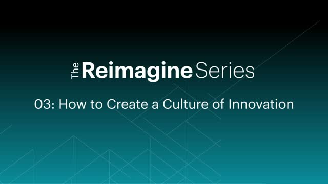 How to Create a Culture of Innovation with Bob Schuetter, CISO, Ashland Group