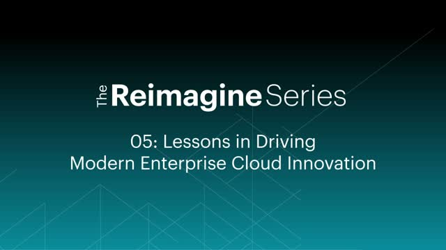 Lessons in Driving Modern Enterprise Cloud Innovation with Frederic Kerrest