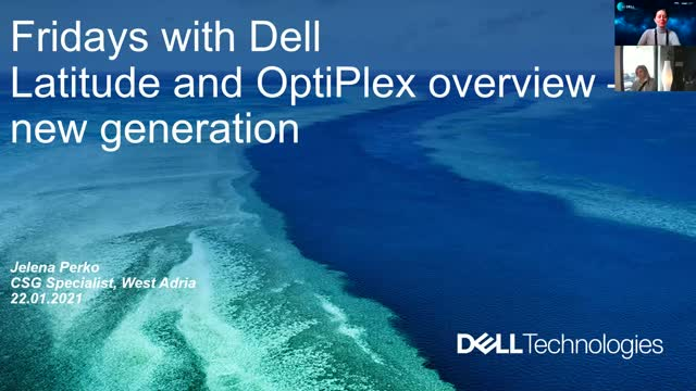 Dell Technologies CY21 Client Commercial product launches