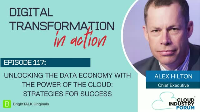 Unlocking the Data Economy with the Power of the Cloud: Strategies for Success