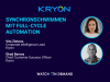 SYNCHRONSCHWIMMEN MIT FULL-CYCLE AUTOMATION