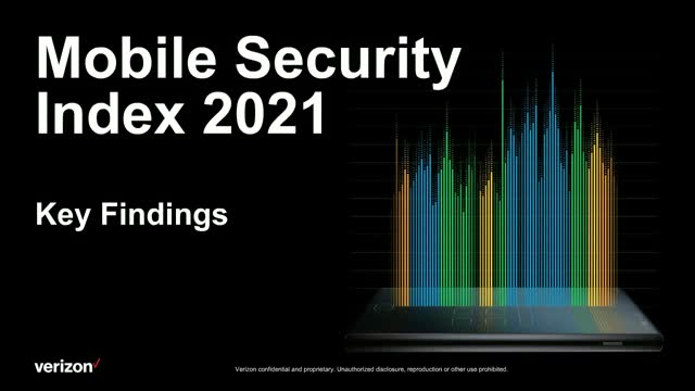 Introducing the 2021 Mobile Security Index Key Findings