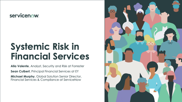 Systemic Risk in Financial Services
