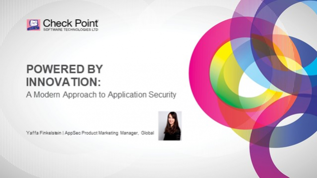 Powered by Innovation: A Modern Approach to Application Security
