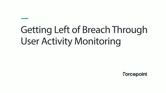 Enhance Your Security with User Activity Monitoring