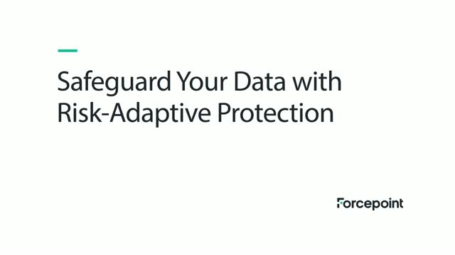 Safeguard Your Data with Risk-adaptive Protection