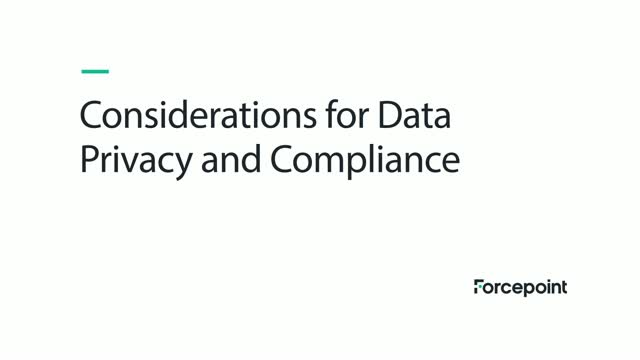 How to Stay Ahead of Privacy and Compliance Regulations
