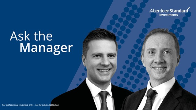 Ask the Manager with Andrew Millington