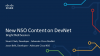 New NSO Content on DevNet