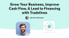 Grow Your Business, Improve Cash Flow, & Lead to Financing with Tradelines