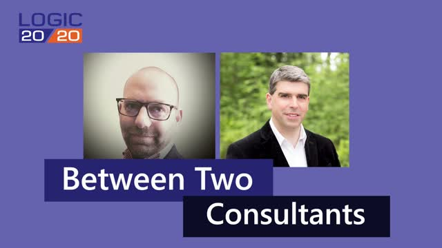 Between Two Consultants - Digital Accessibility for 2021