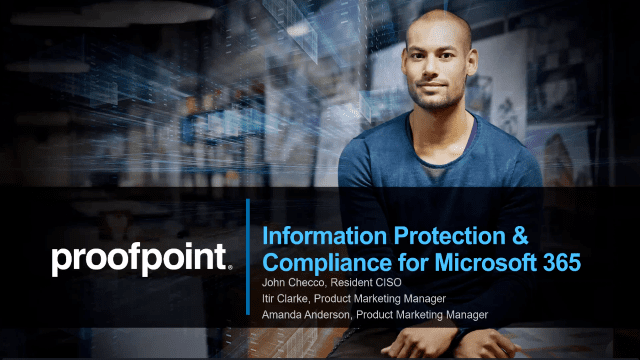 Information Protection & Compliance for Microsoft 365