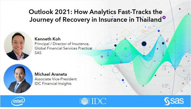 How Analytics Fast-Tracks the Journey of Recover in Insurance in Thailand