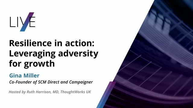 Resilience in action leveraging adversity for growth