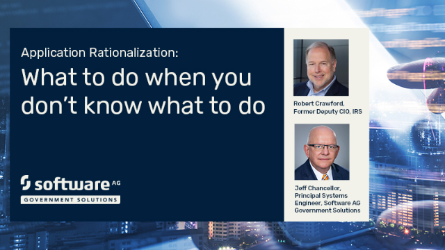Application Rationalization: What to do when you don't know what to do