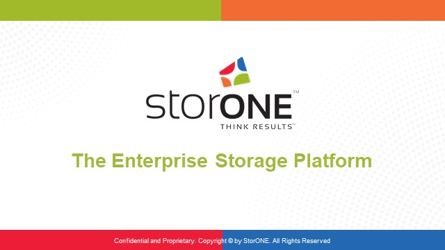Fixing Storage - Three Foundational Shifts Required to Reduce Storage TCO