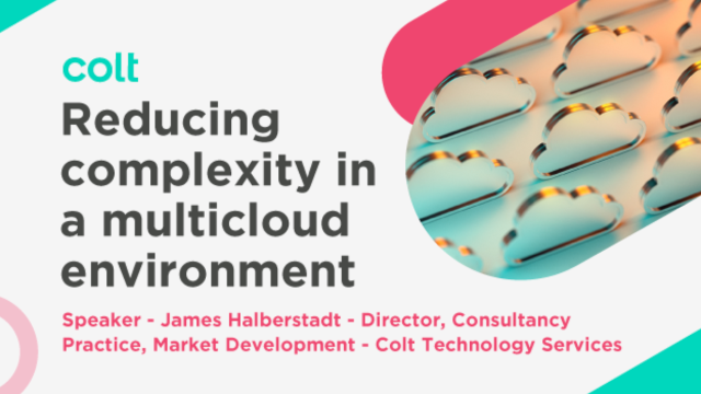 Reducing complexity in a multicloud environment