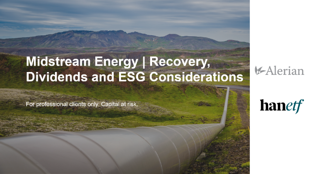 Midstream Energy | Recovery, Dividends and ESG Considerations