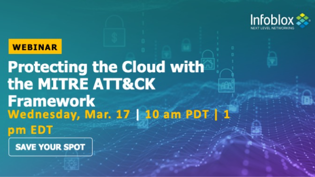 Protecting the Cloud with the MITRE ATT&CK Framework