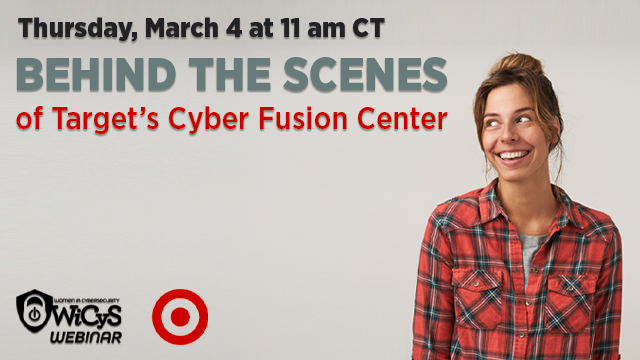 Behind the Scenes of Target's Cyber Fusion Center