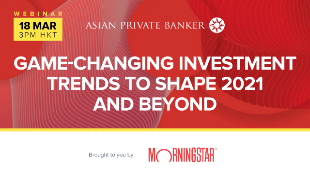 Game-changing investment trends to shape 2021 and beyond