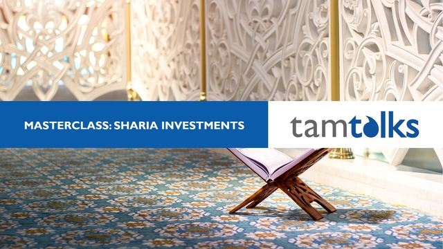 Masterclass: Sharia Investments