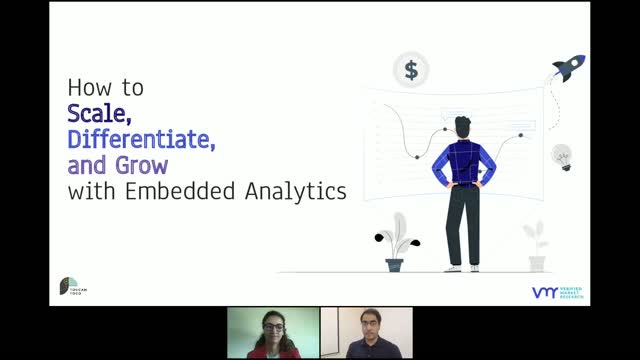 How to Scale, Differentiate, and Grow with Embedded Analytics