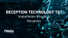Deception Technology 101: Implementer's Guide to Deception