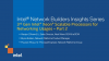 3rd Gen Intel® Xeon® Scalable Processors for Networking Usages - Part 2