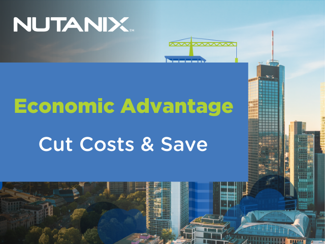 Economic Advantage - Cut Costs & Save