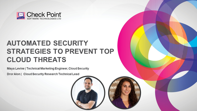 Automated Security Strategies to Prevent Top Cloud Threats