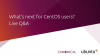 What's next for CentOS users? Live Q&A