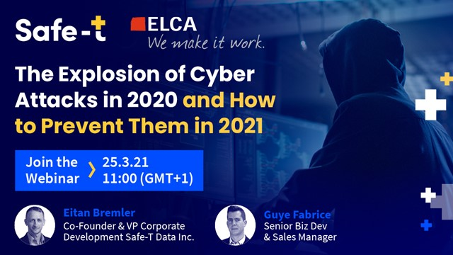 The Explosion of Cyber Attacks in 2020, and How to Prevent Them in 2021 | Elca