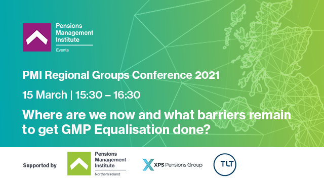 Where are we now and what barriers remain to get GMP Equalisation done?