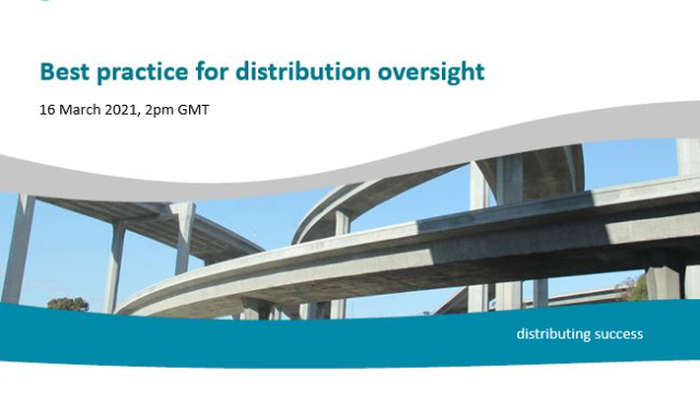 Best practice for distribution oversight