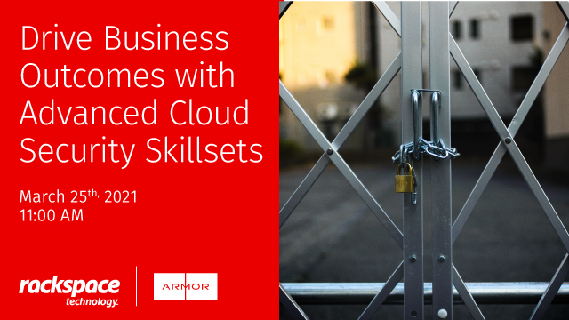 Drive Business Outcomes with Advanced Cloud Security Skillsets