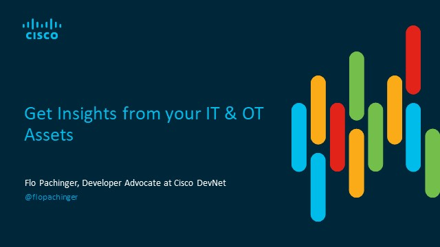 Get Insights from your IT & OT Assets